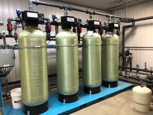Filtres avec média catalytique pour le traitement du Fer et du Manganèse